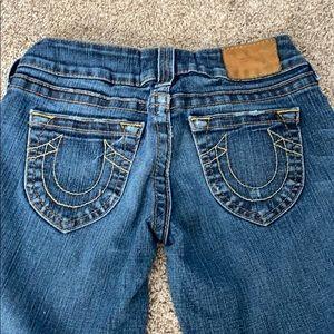 Women's size 26 True Religion Jeans